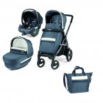 Carucior 3 in 1 Peg Perego Book 51 S Titania Lounge Luxe Mirage 0 - 22 kg