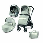 Carucior 3 in 1 Peg Perego Book 51 Titania Lounge Luxe Pure