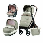Carucior 3 in 1 Peg Perego Book 51 Titania Lounge Mon Amour