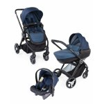 Carucior copii 3 in 1 Chicco Best Friend+ Light, Oxford Albastru 0luni+