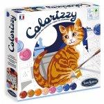 Pictura pe numere pisici Colorizzy