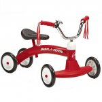 Cvadriciclu fara pedale Radio Flyer Scoot About