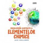 Carte Enciclopedia ilustrata a elementelor chimice