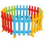 Gardulet de joaca pentru copii multicolor cu 10 piese Hedge