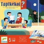Joc de societate Djeco Tapikekoi Ce lipseste din casa?