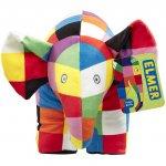 Jucarie din plus Elefantul Elmer