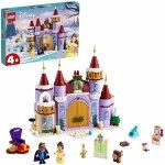 Lego Disney Princess Sarbatoarea de iarna la castelul Bellei
