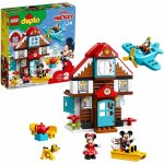 Lego Duplo Casa de vacanta a lui Mickey
