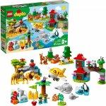 Lego Animalele lumii