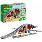 Lego Duplo pod si sine cale ferata