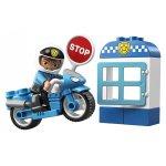 Lego Motocicleta de politie