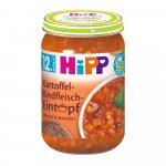 Meniu HiPP tocanita cu cartofi si carne de vitel 250 g