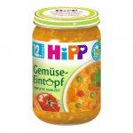 Meniu HiPP tocanita de legume 250 g