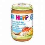Meniu Hipp peste si legume 220 gr