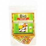 Mini lentile Bio din Ciocolat Ecologica 100 gr Bio Natur