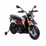 Motocicleta electrica 12V Aprilia Dorsoduro 900 Red