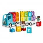 Primul meu camion cu litere Lego