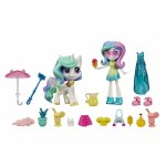 Sey Equestria Girls potiunea magica a Printesei Celestia