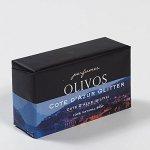Sapun parfumat pentru ten, corp si par Cote dAzur cu sclipici si ulei de masline extravirgin Olivos 250 g