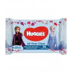 Servetele umede Huggies Disney Frozen 56 buc