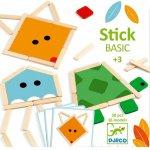 Stick basic joc educativ Djeco