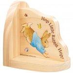 Suport din lemn pentru carti Peter Rabbit