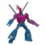 Robot Transformers deluxe Decepticon Sinister