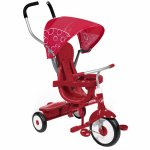 Tricicleta multifunctionala Radio Flyer 4 in 1