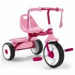Tricicleta pliabila Radio Flyer Fold 2 Go Pink
