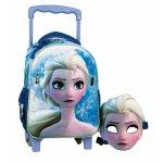 Troller gradinita Giovas Elsa Frozen 3D