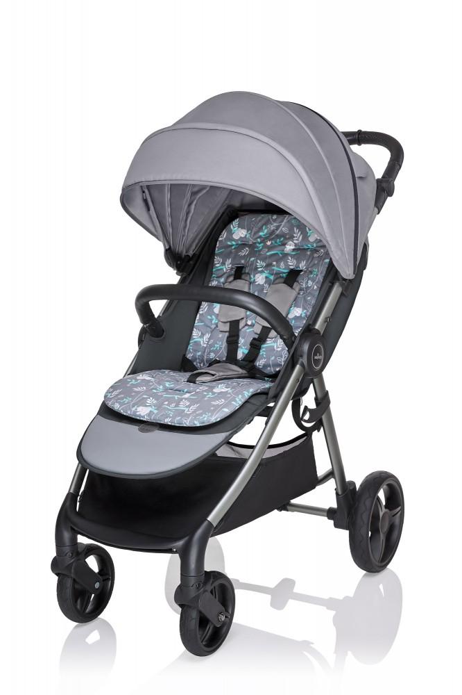 BABY DESIGN Carucior sport Baby Design Wave 07 Gray 2020