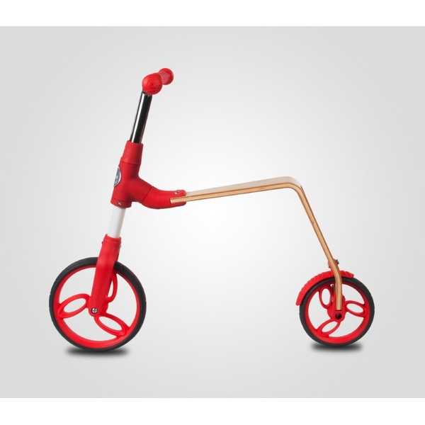Bicicleta fara pedaletrotineta Sun Baby 006 EVO 360 Red