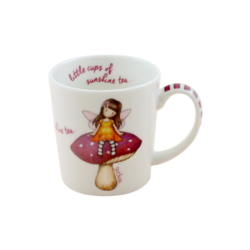 Cana mica Gorjuss Marigold Fairy imagine