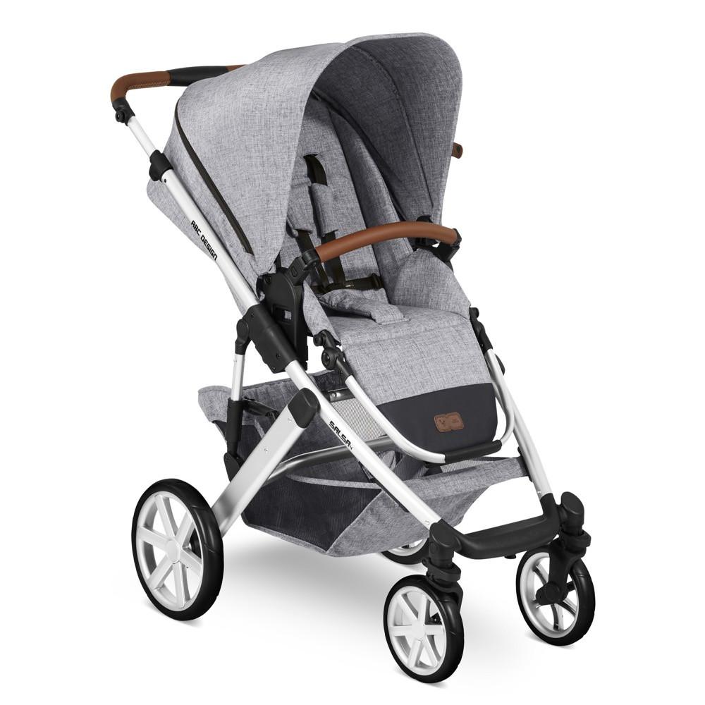 Carucior 2 in 1 Salsa 4 Graphite Grey ABC Design 2020 - 3