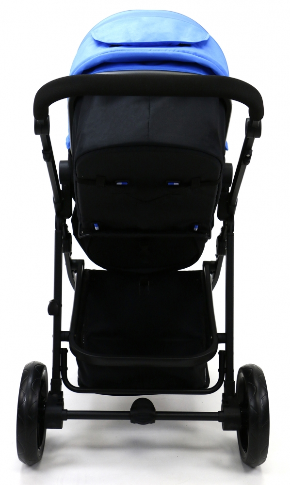 Carucior 3 in 1 Asalvo Convertible Two+ Blue - 7