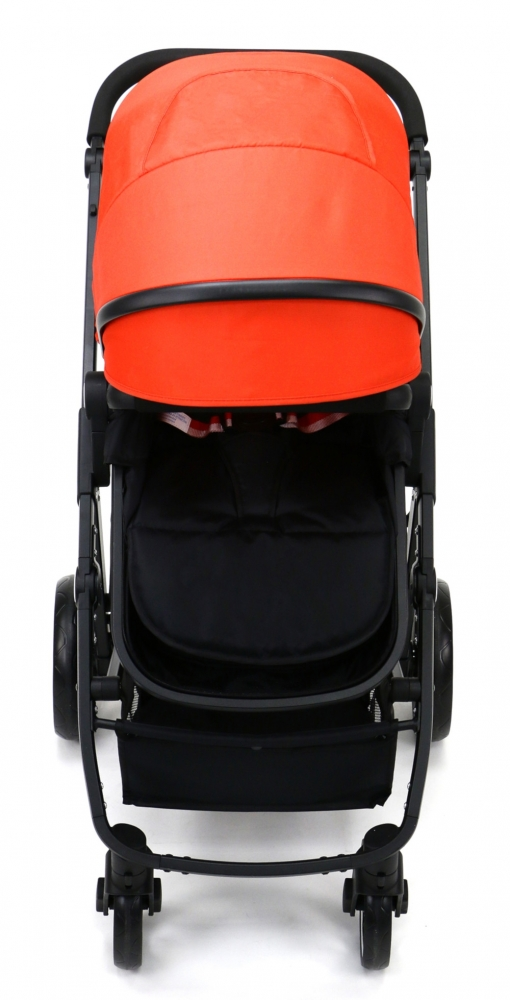 Carucior 3 in 1 Asalvo Convertible Two+ Red - 7