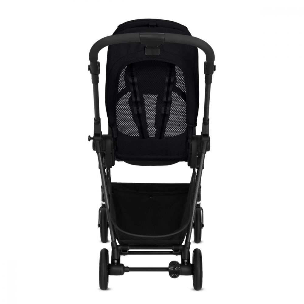 Carucior Cybex Melio Carbon Deep Black imagine