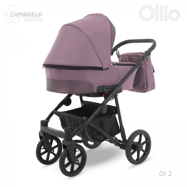Carucior copii 2 in 1 Ollio Camarelo Ol-2 imagine