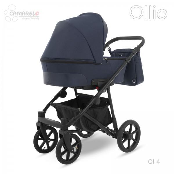 Carucior copii 2 in 1 Ollio Camarelo Ol-4 imagine