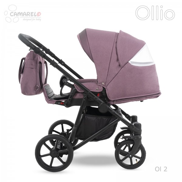 Carucior copii 3 in 1 Ollio Camarelo Ol-2 imagine