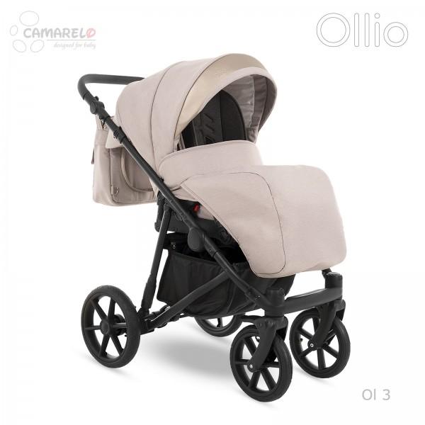 Carucior copii 3 in 1 Ollio Camarelo Ol-3