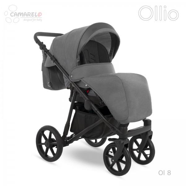 Carucior copii 3 in 1 Ollio Camarelo Ol-8