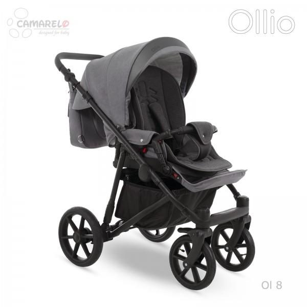 Carucior copii 3 in 1 Ollio Camarelo Ol-8 - 1