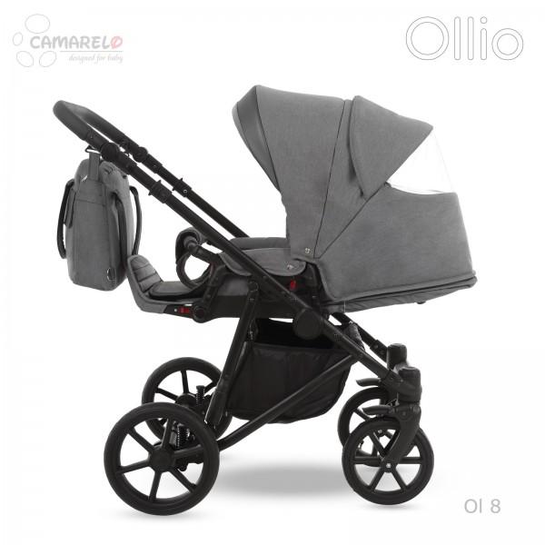 Carucior copii 3 in 1 Ollio Camarelo Ol-8 - 2