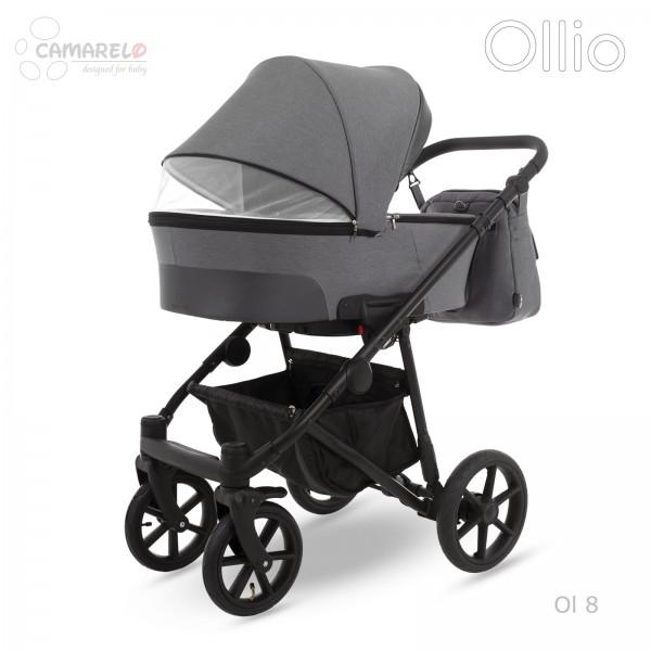 Carucior copii 3 in 1 Ollio Camarelo Ol-8 - 3
