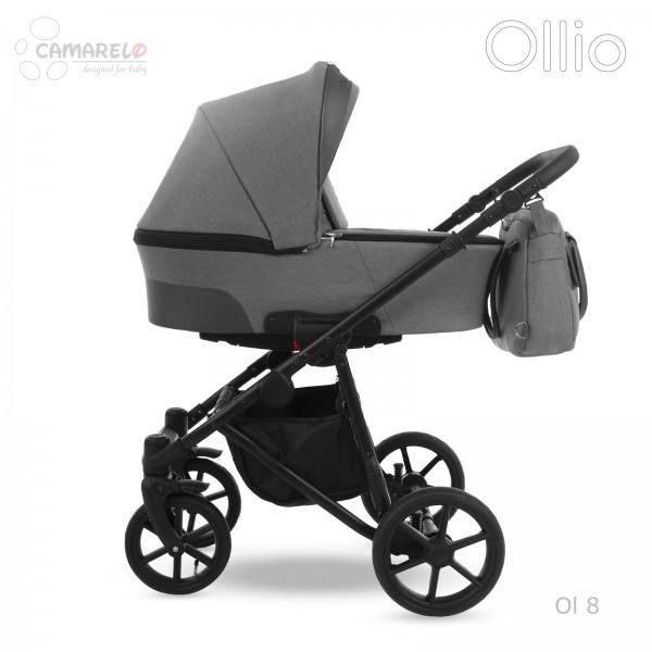 Carucior copii 3 in 1 Ollio Camarelo Ol-8 - 4