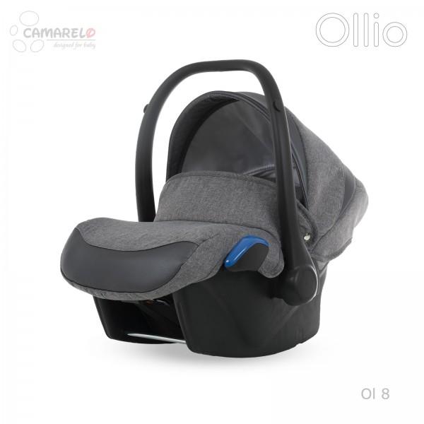 Carucior copii 3 in 1 Ollio Camarelo Ol-8 - 5