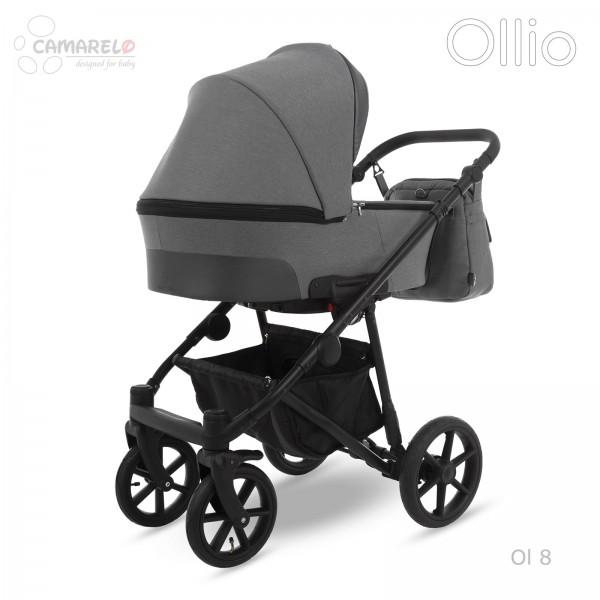Carucior copii 3 in 1 Ollio Camarelo Ol-8 - 6