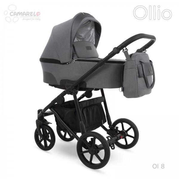 Carucior copii 3 in 1 Ollio Camarelo Ol-8 - 11