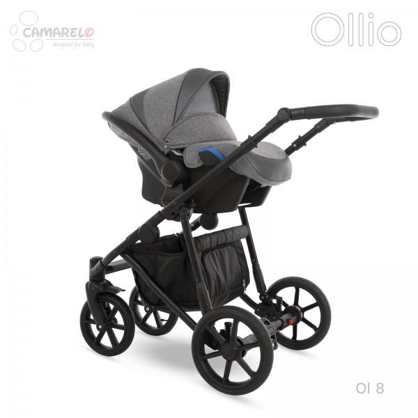 Carucior copii 3 in 1 Ollio Camarelo Ol-8 - 10